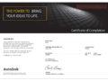 Сертификат по Inventor